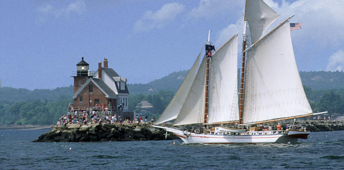Rockland and Camden Maine Attractions