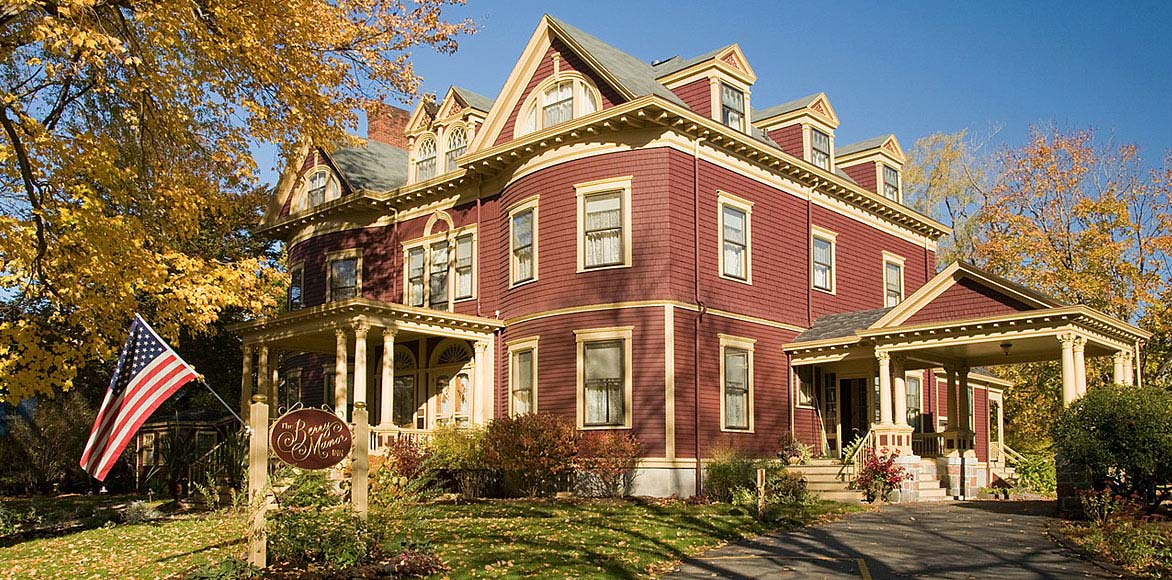 Bed And Breakfast Rockland Maine 1 Rated Inn Luxury
