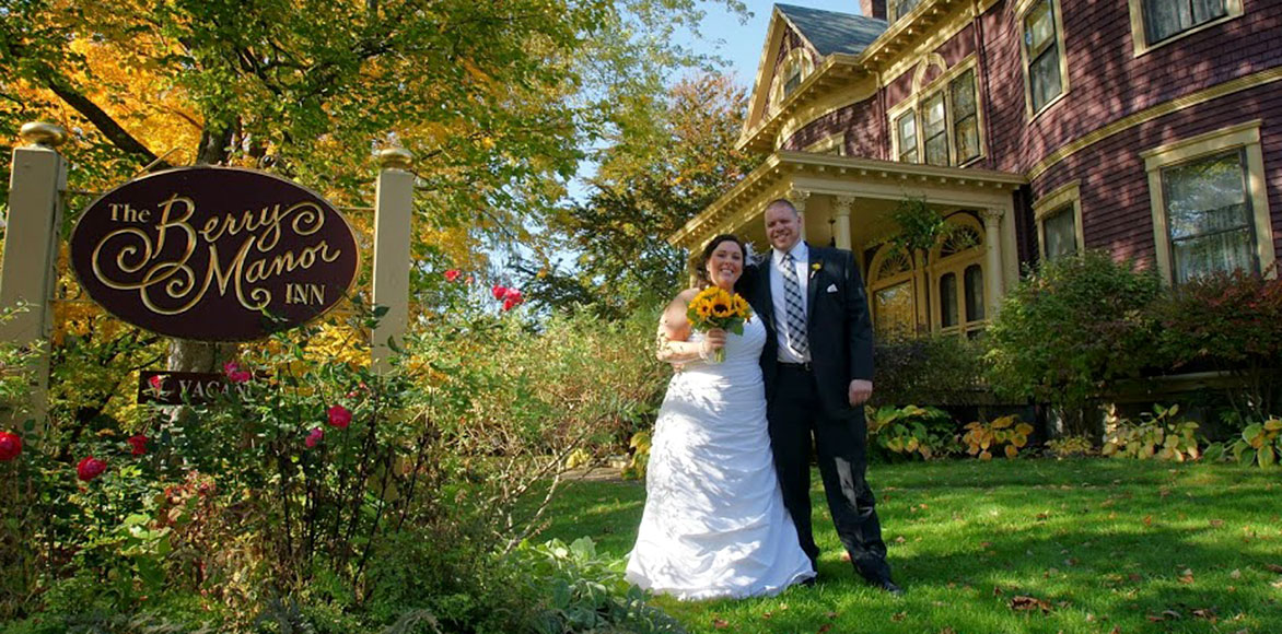 Elope in Maine - Outdoor