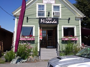Café Miranda - Best restaurants in Rockland Maine