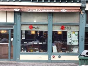 Best sushi restaurants in Maine