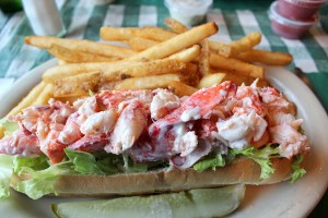 Best place to eat lobster in Maine