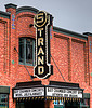 Strand Theater in Rockland.