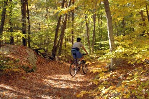 Mountain Biking Maine
