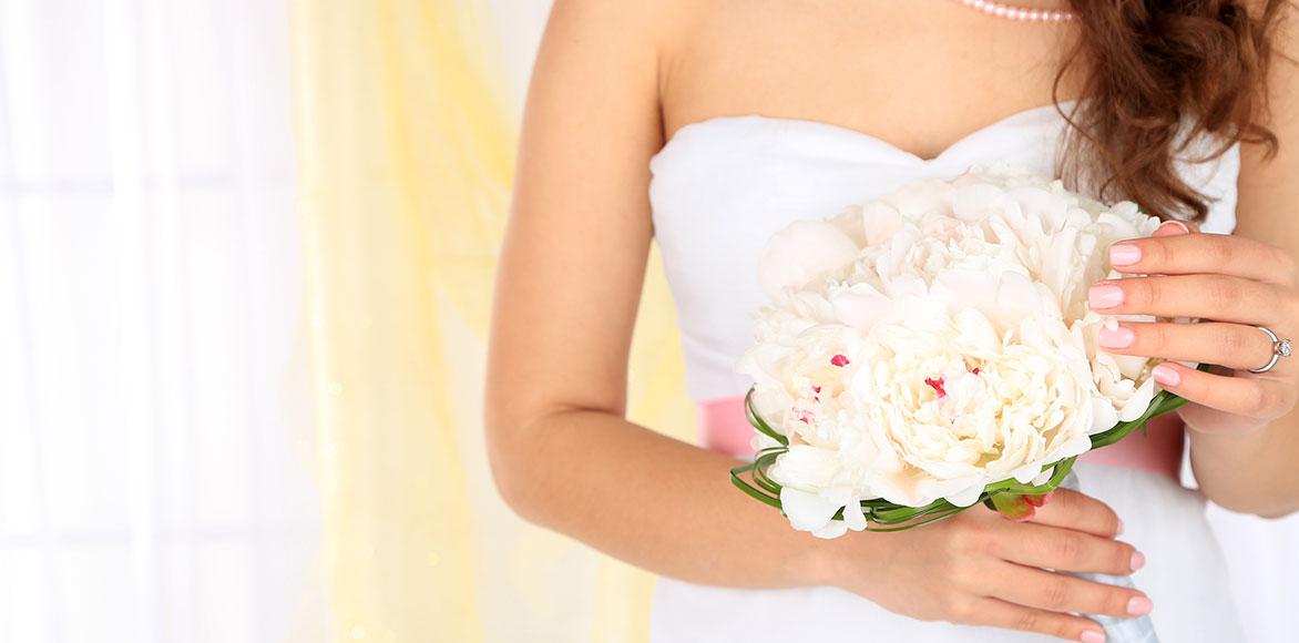 Wedding Bouquet - in Maine