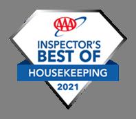 AAA Housekeeping Badge